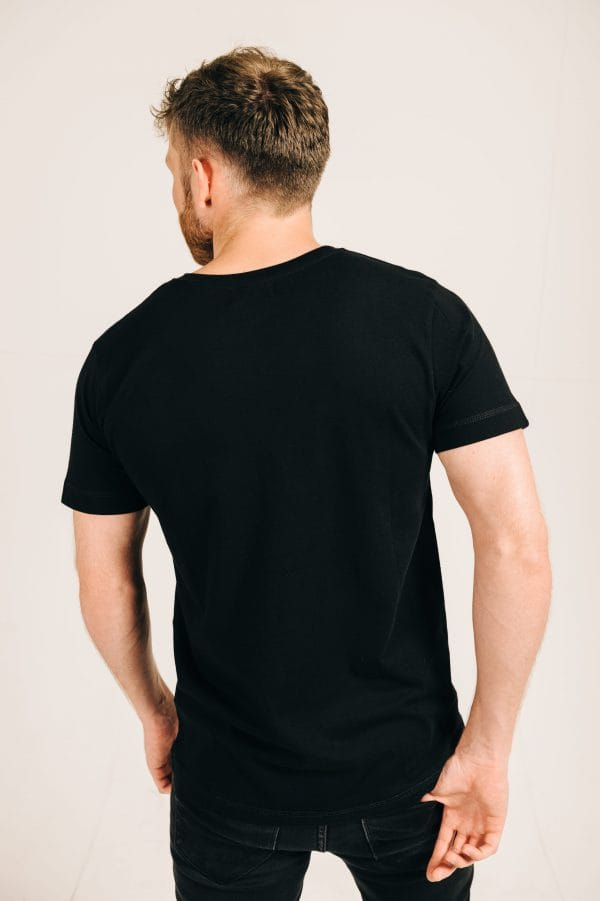 The Classic Black Tee