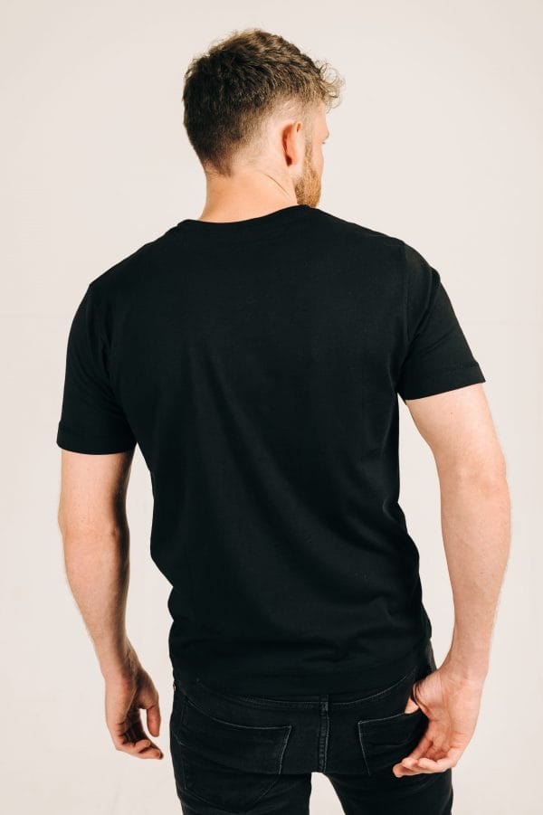 Influence S Black Tee