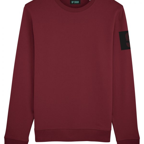 Trinity Sweat Burgundy