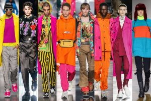 Men's Neon fashion from LFWM