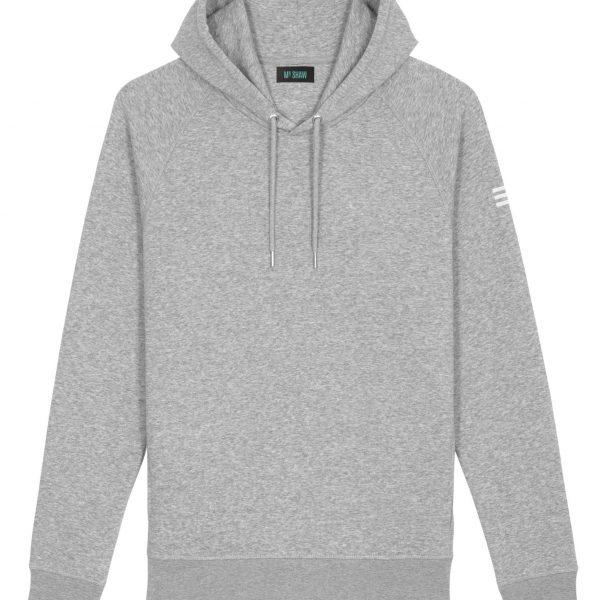 Grey Reminisce Hoodie