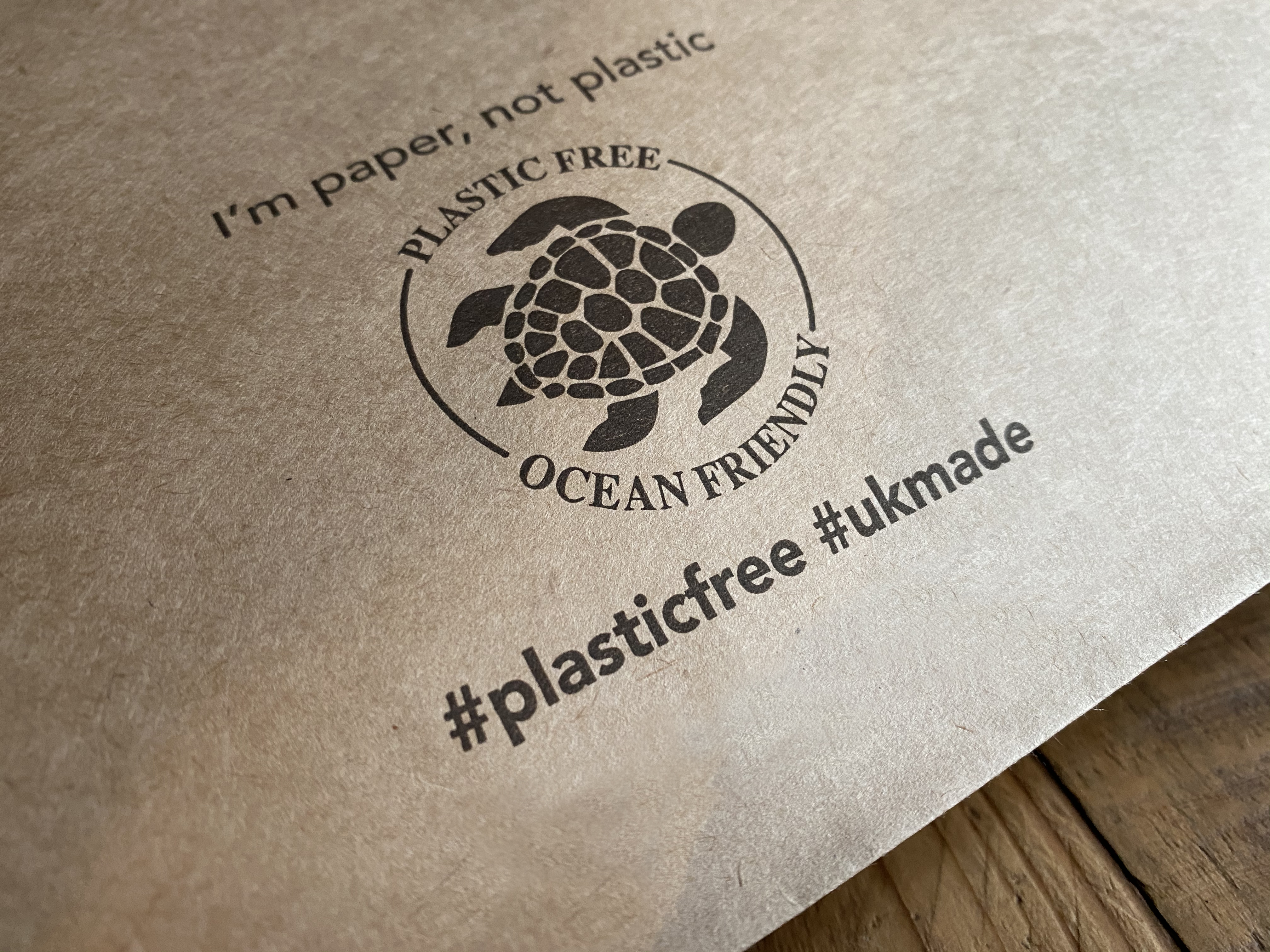 Our Role in Using Sustainable Packaging