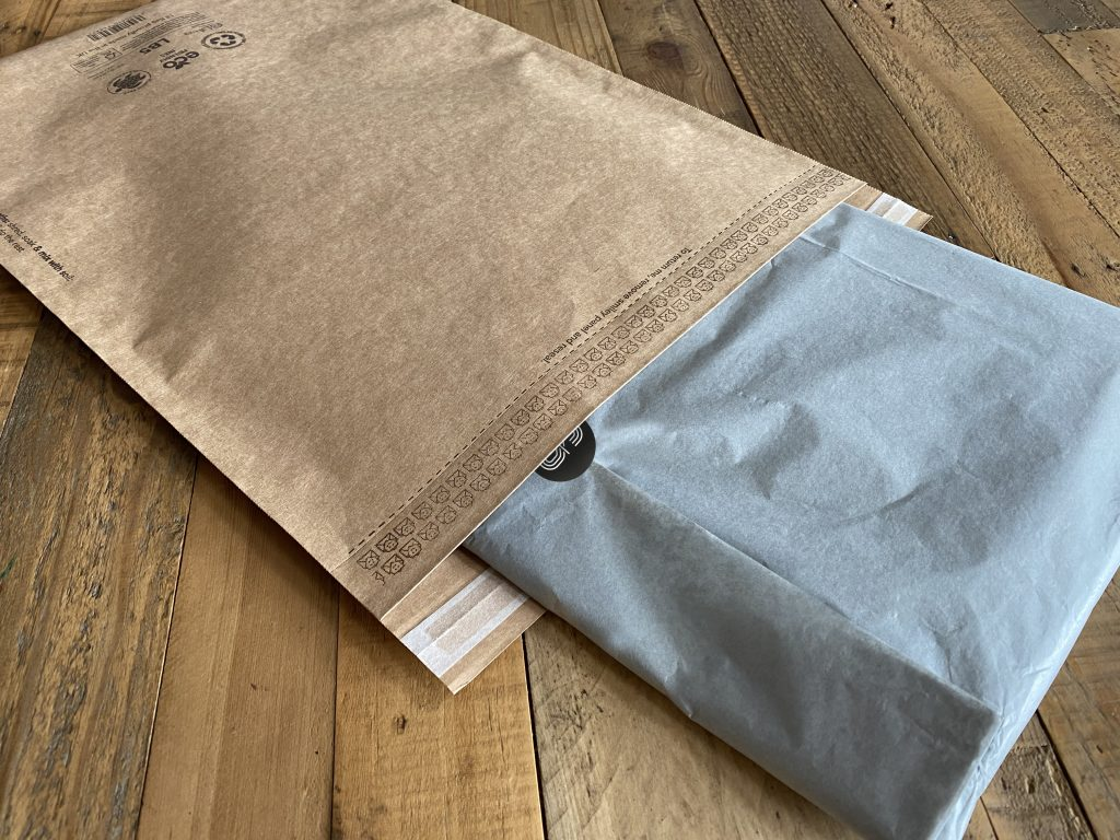 MrShaw sustainable packaging
